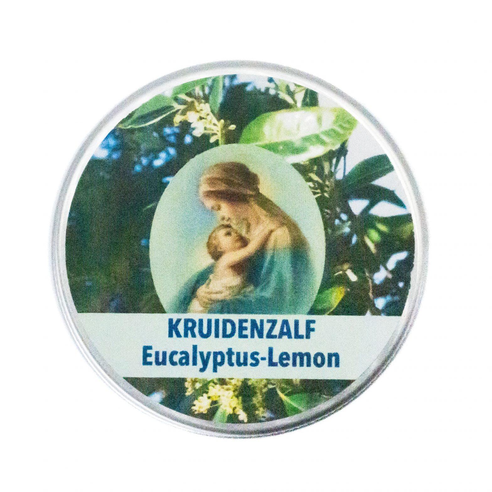 Kruidenzalf Eucalyptus-Lemon